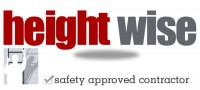 G M Services, Cork is a member of Height-Wise and is a safety approved contractor